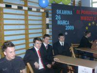 IX Turniej Wiedzy o Unii Europejskiej